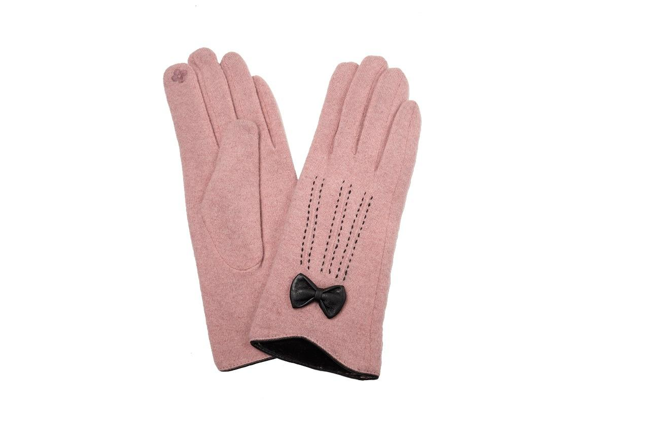 5f2b907bb4628 Universal Traveller Women Touch Screen Wool Gloves with Ribbon - GV8234W