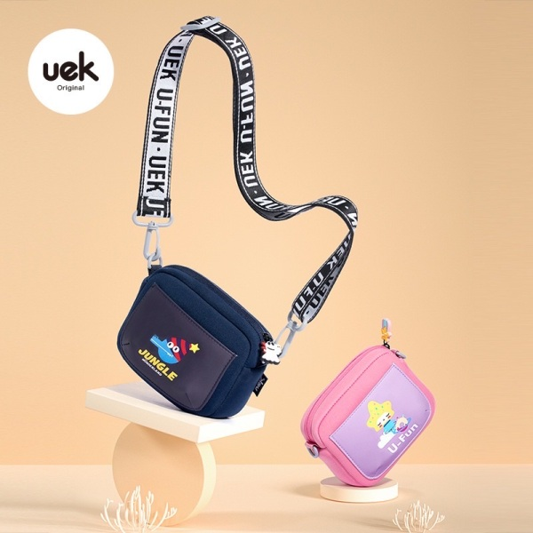 Uek Waterproof  Kids Small Messenger Bag Shoulder & Cross Body Bag