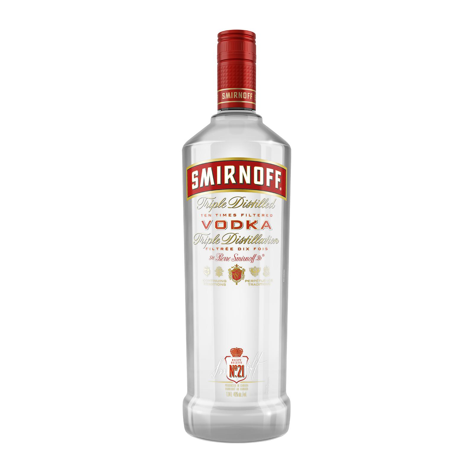 Smirnoff Red No. 21 Vodka