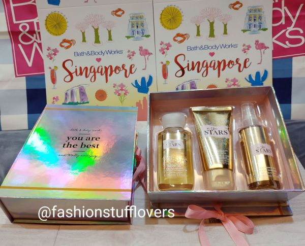 Buy Chinese New Year SALE Bath & body works IN THE STARS Mini Gift Box Set Singapore