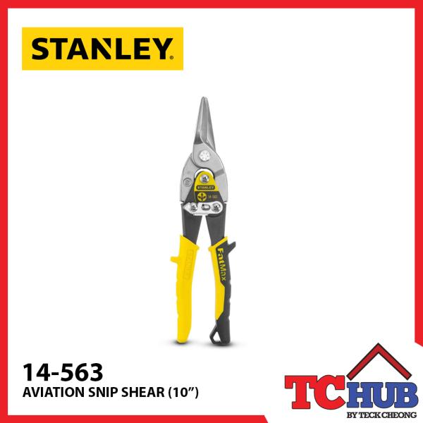 Stanley 14-563 Aviation Snip (250MM)