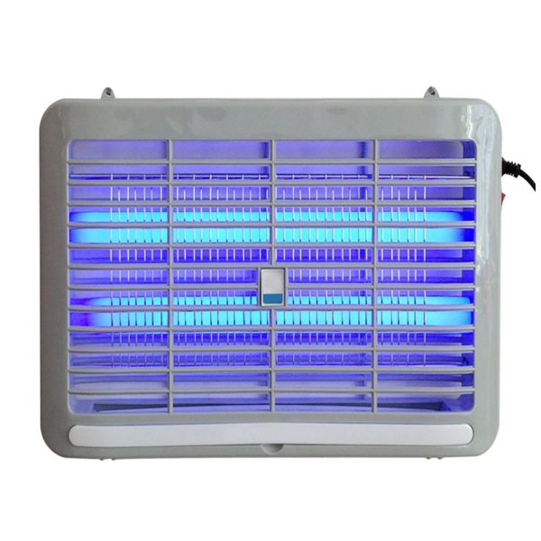 Trap Electric Shock Ultraviolet Led Outdoor Hanging Fly Insect Home Warning Mosquito Killer Lamp