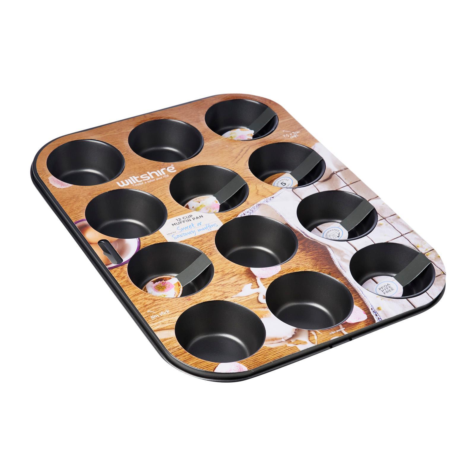 Wiltshire Two Toned 12 Cup Muffin Pan