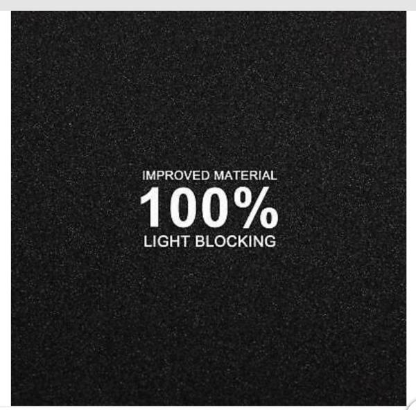 SG SELLER!! 120x100cm PVC BLACKOUT 24HR FULL PRIVACY DARKENING FILM 100% LIGHT BLOCKING READY STOCKS! FAST+FREE DELIVERY!