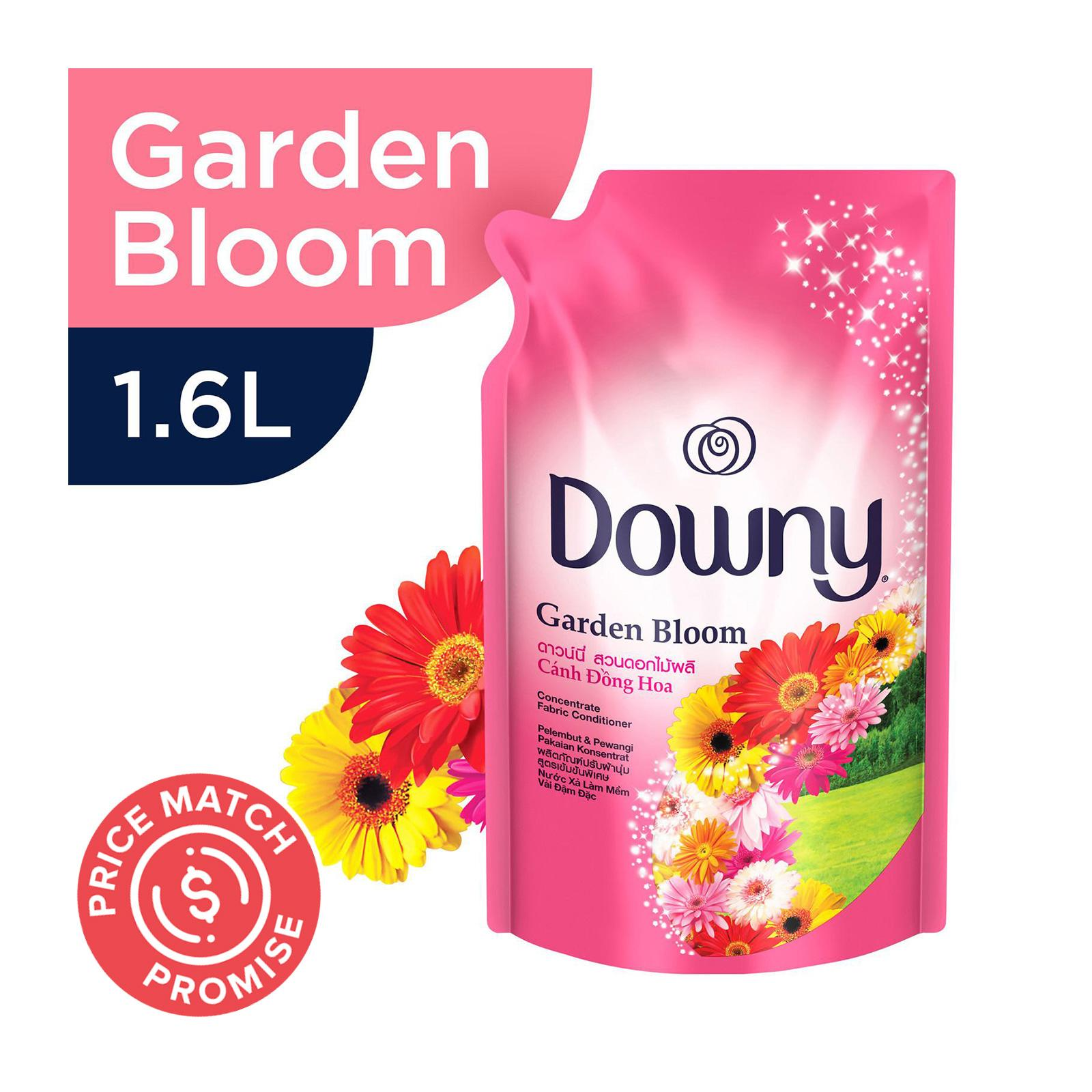 Downy Garden Bloom Concentrate Fabric Softener Refill