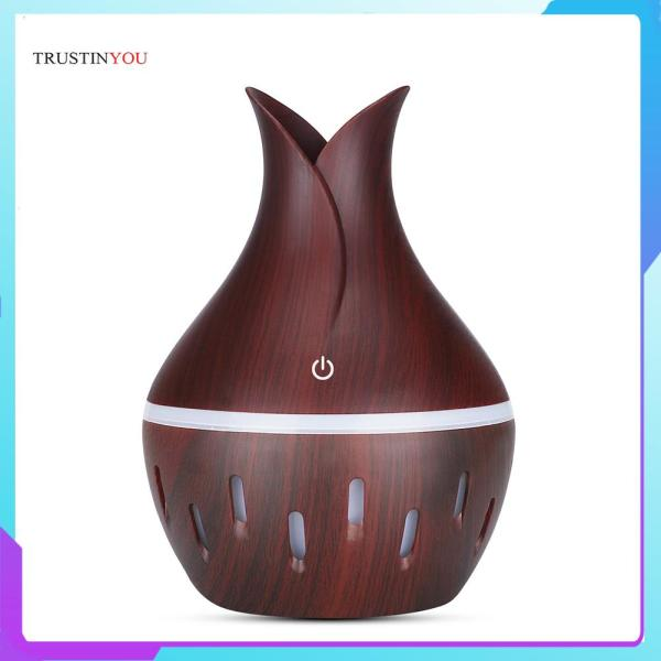 Aromatherapy Petal Air Humidifier Ultrasonic Diffuser Mist Maker Aroma Diffuser for Car Mist Maker Singapore