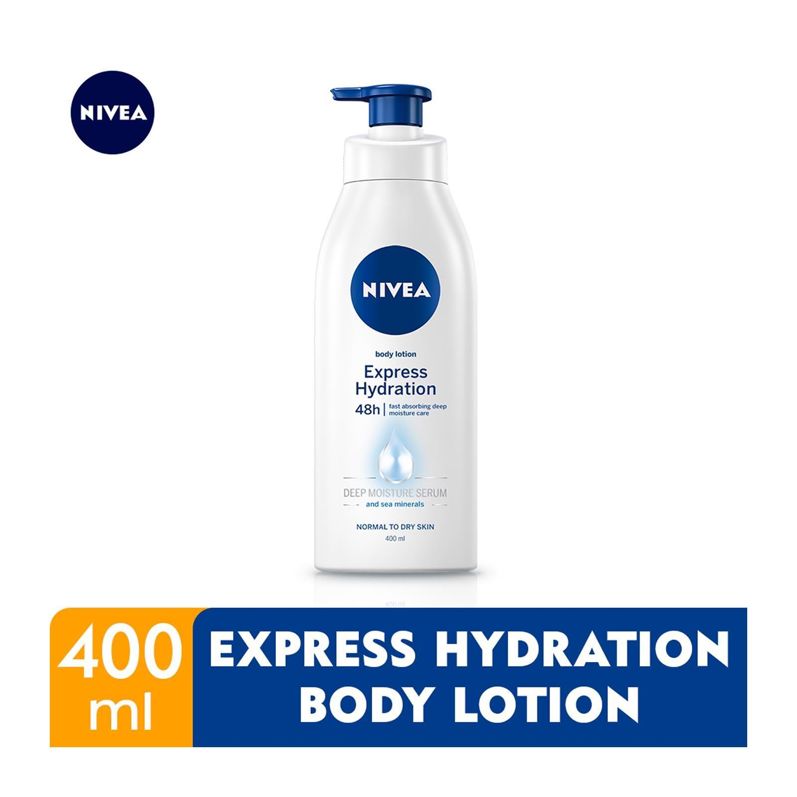 Nivea Body Care Unisex Lotion Express Hydration Body Lotion