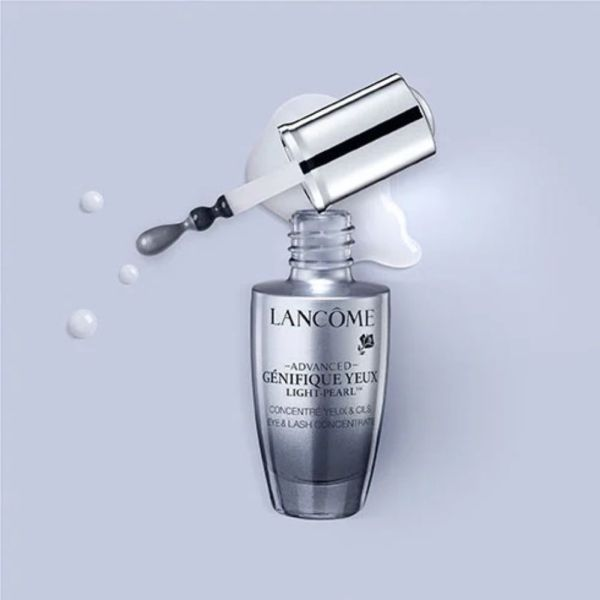 Buy [SG INSTOCK] 💯 Authentic Lancôme Advanced Génifique Light Pearl Youth Activating Eye & Lash Concentrate 20ml ✨ Singapore