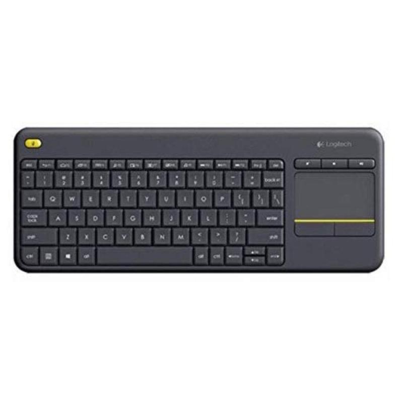 Logitech Wireless Touch Keyboard K400 Plus - Black 920-007165 Singapore