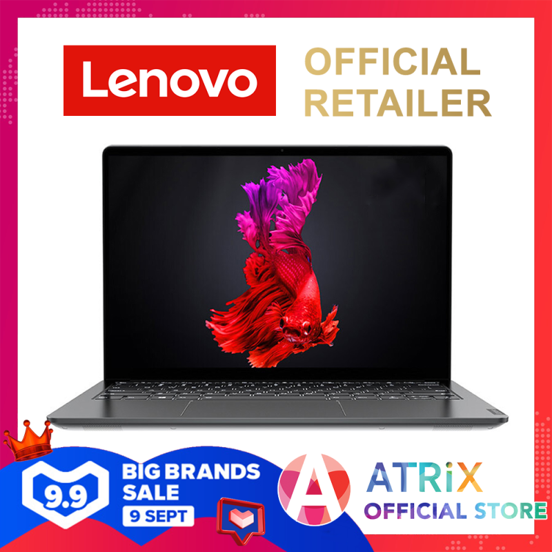【Same Day Delivery】Lenovo ideapad S540 QHD 16:10 100% sRGB | Ryzen5 4600U (6C,12T,4.0Ghz) | 8GB RAM | 512GB SSD | WIFI6 AX | 56Wh Battery | 1.2Kg Aluminium built | S540-13ARE | 2Yrs Lenovo onsite warranty