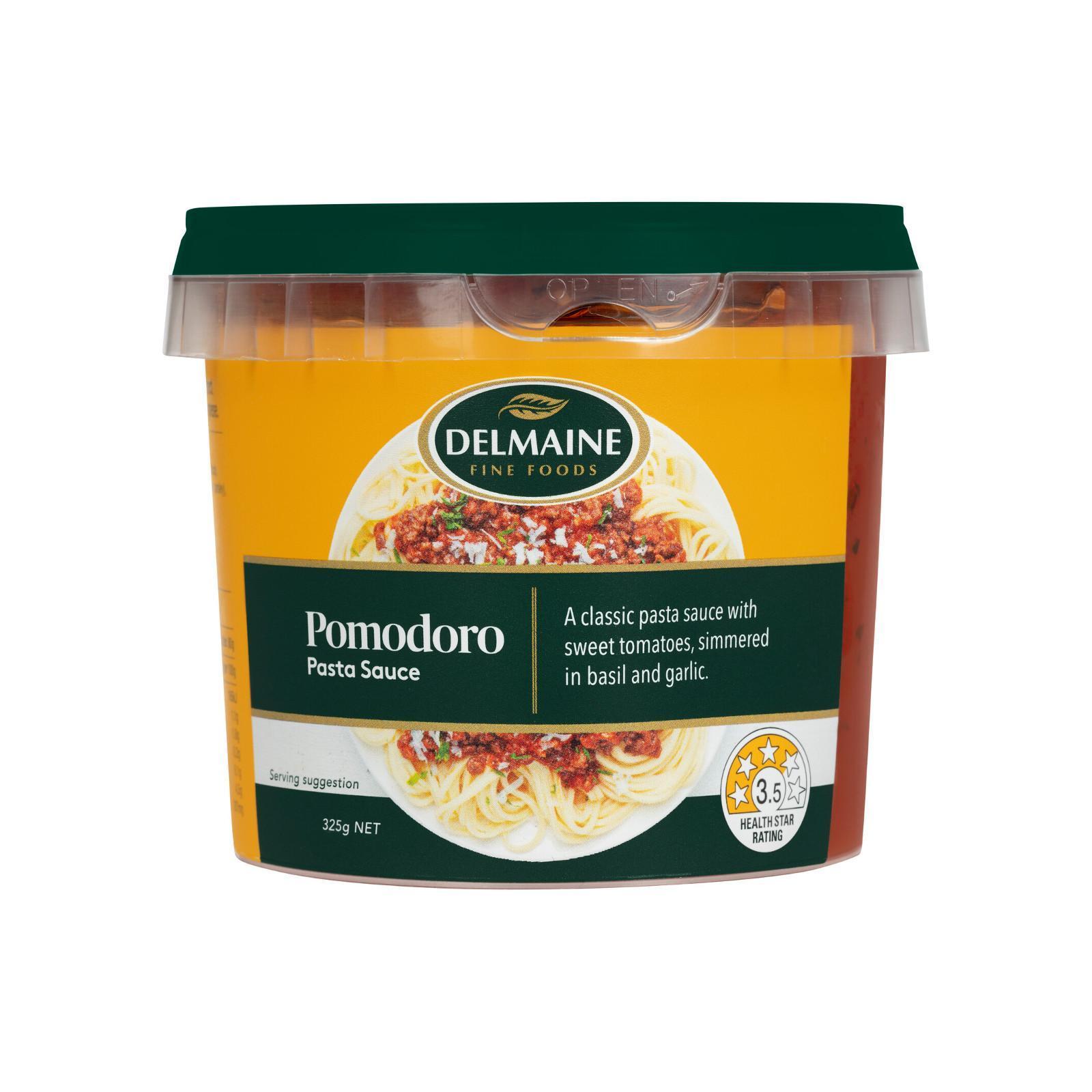 Delmaine Pomodoro Fresh Pasta Sauce