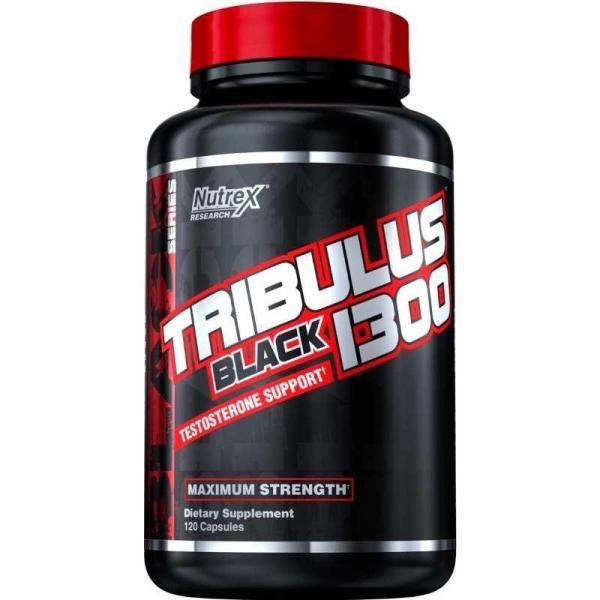 Buy Nutrex Tribulus Black 1300 120 capsules Singapore