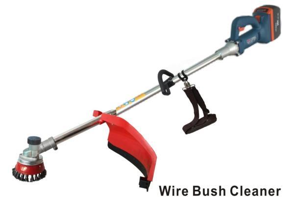 DC36V Li-Multi Grass Cutter (Wire Bush Cleaner)