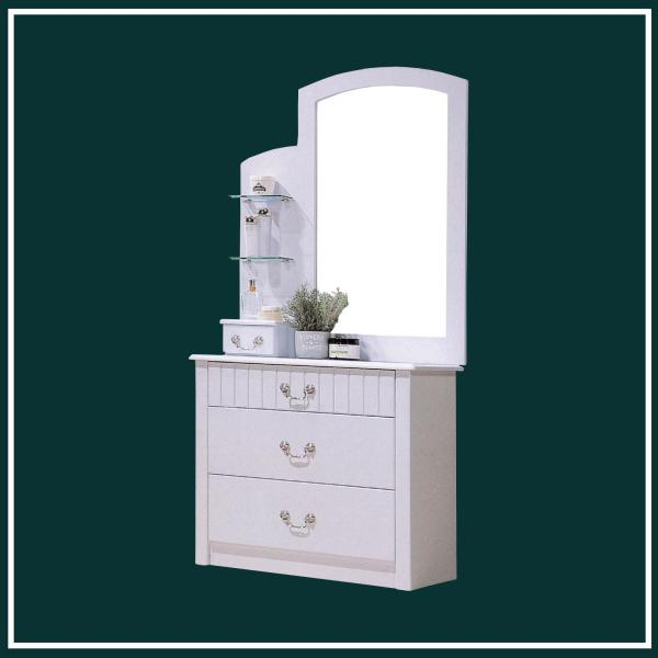 LIVING MALL_Karmen Dressing Table_FREE DELIVERY