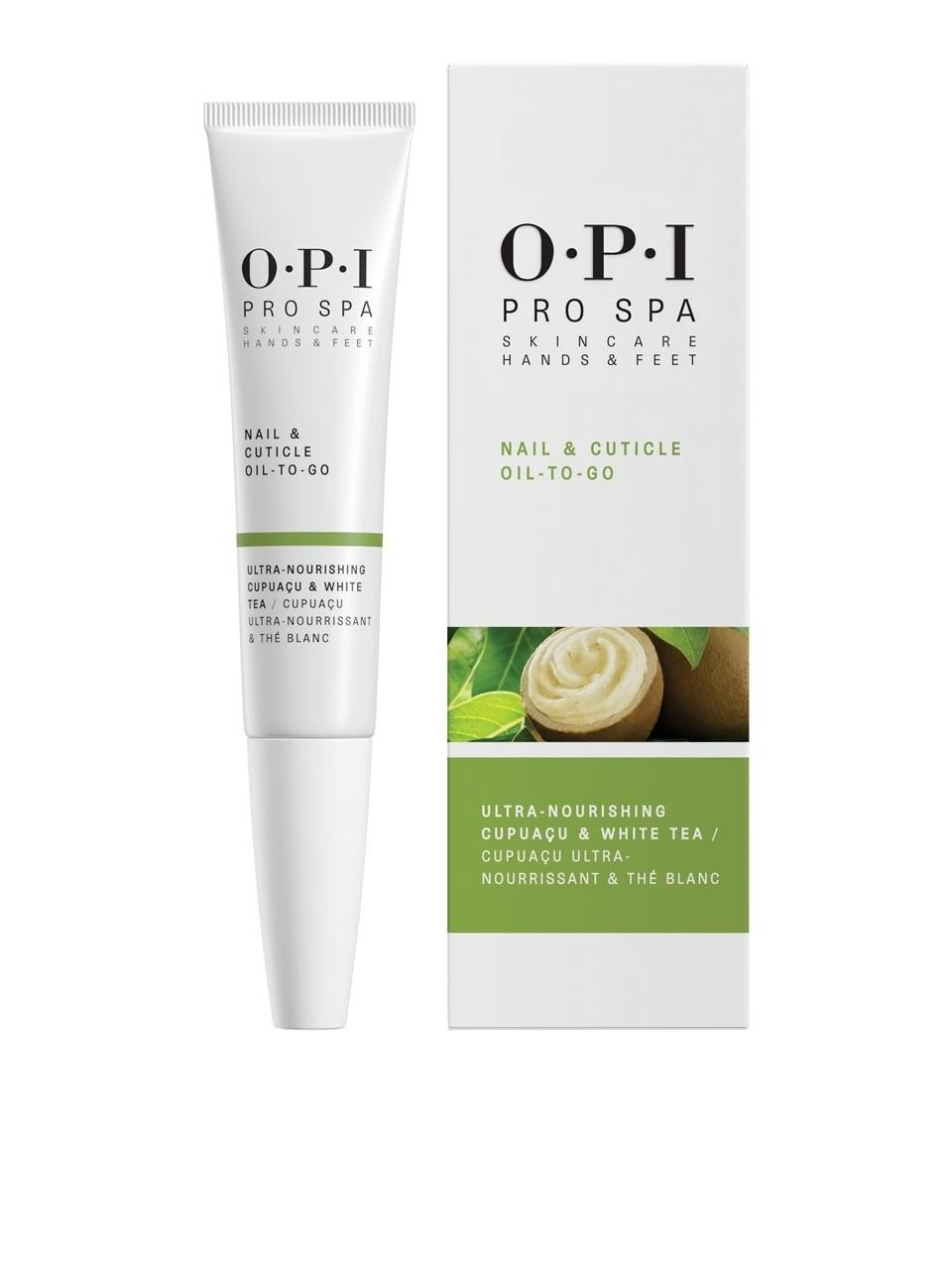 O.p.i. Pro Spa / Opi - Nail &cuticle Oil To Go By Star-Whaley.