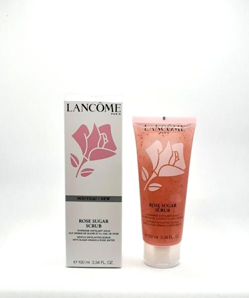 Buy Lancome Rose Sugar Scrub 100ml Singapore