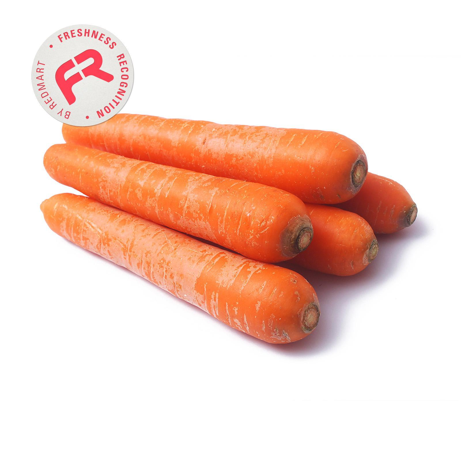 China Carrots By Redmart.