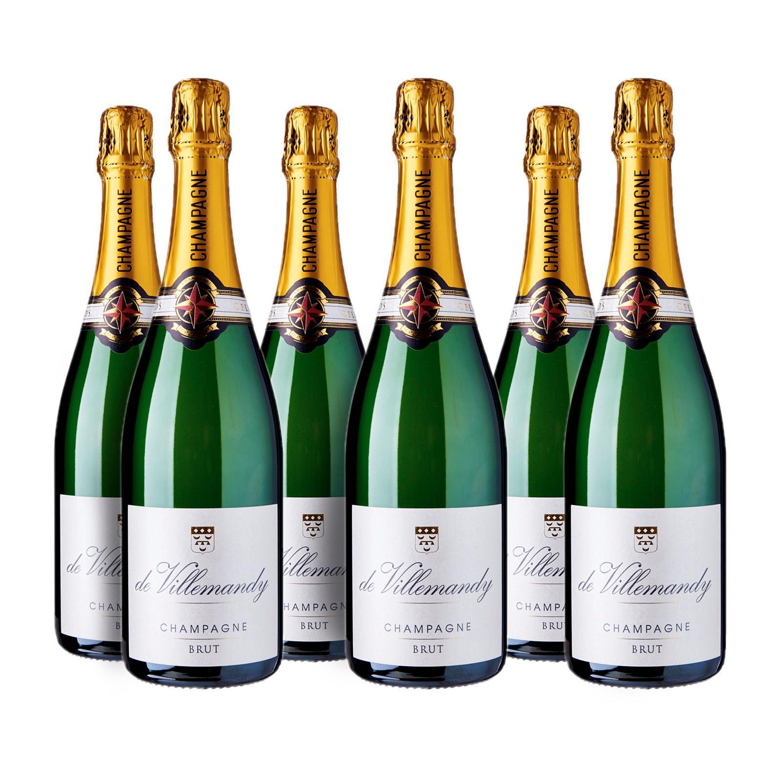 World's Cellar Champagne Brut (Case)