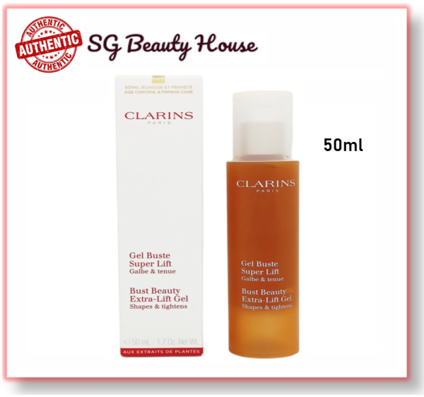 Buy CLARINS BUST BEAUTY EXTRA LIFT GEL 50ML Singapore