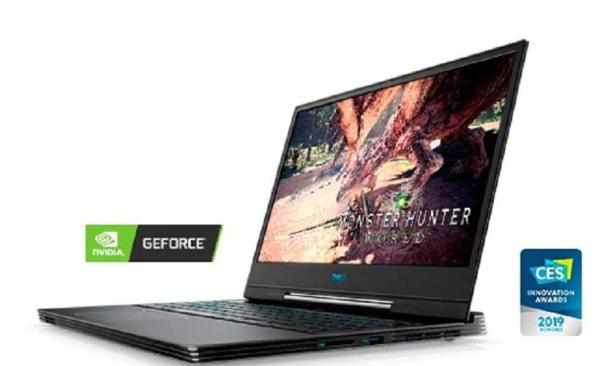 [New Arrival 2 year warranty by dell ]NVIDIA GeForce RTX 2060 6GB GDDR6  New Inspiron G7 15 - 7590 / 7588 Intel 8th Gen i7-9750H RAM 16GB 256GB M.2 PCIe NVMe  SSD+ 1TB HDD Windows 10 Professional 64bit) 15.6inch FHD IPS Display Abyss Grey