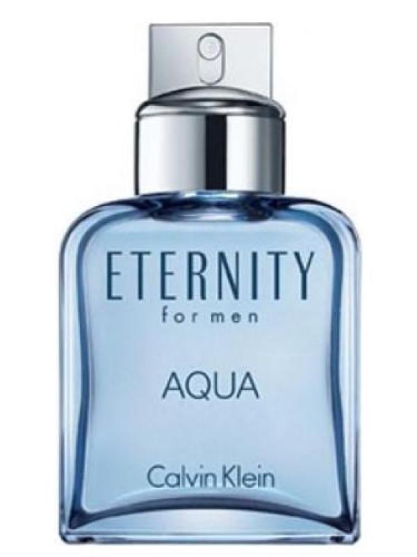 Buy Calvin Klein Eternity Aqua Men edt sp 100ml TESTER Packaging Singapore