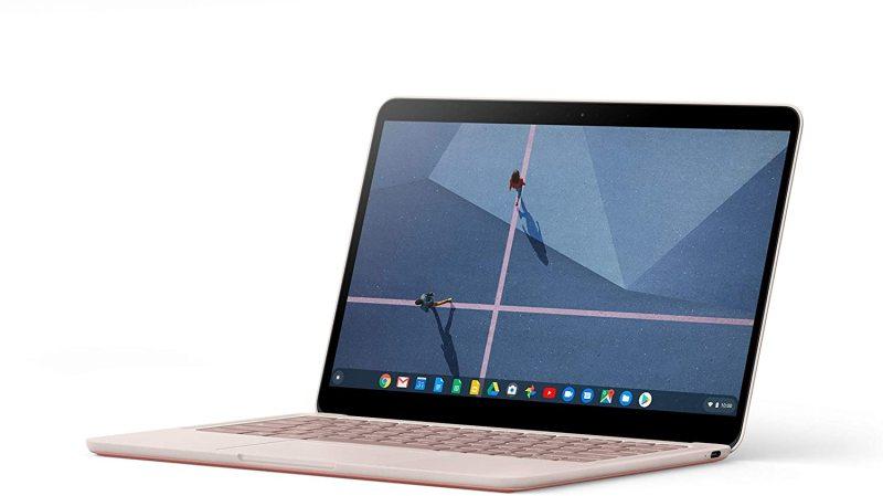 Google Pixelbook Go i7 Chromebook 16GB/128GB Not Pink