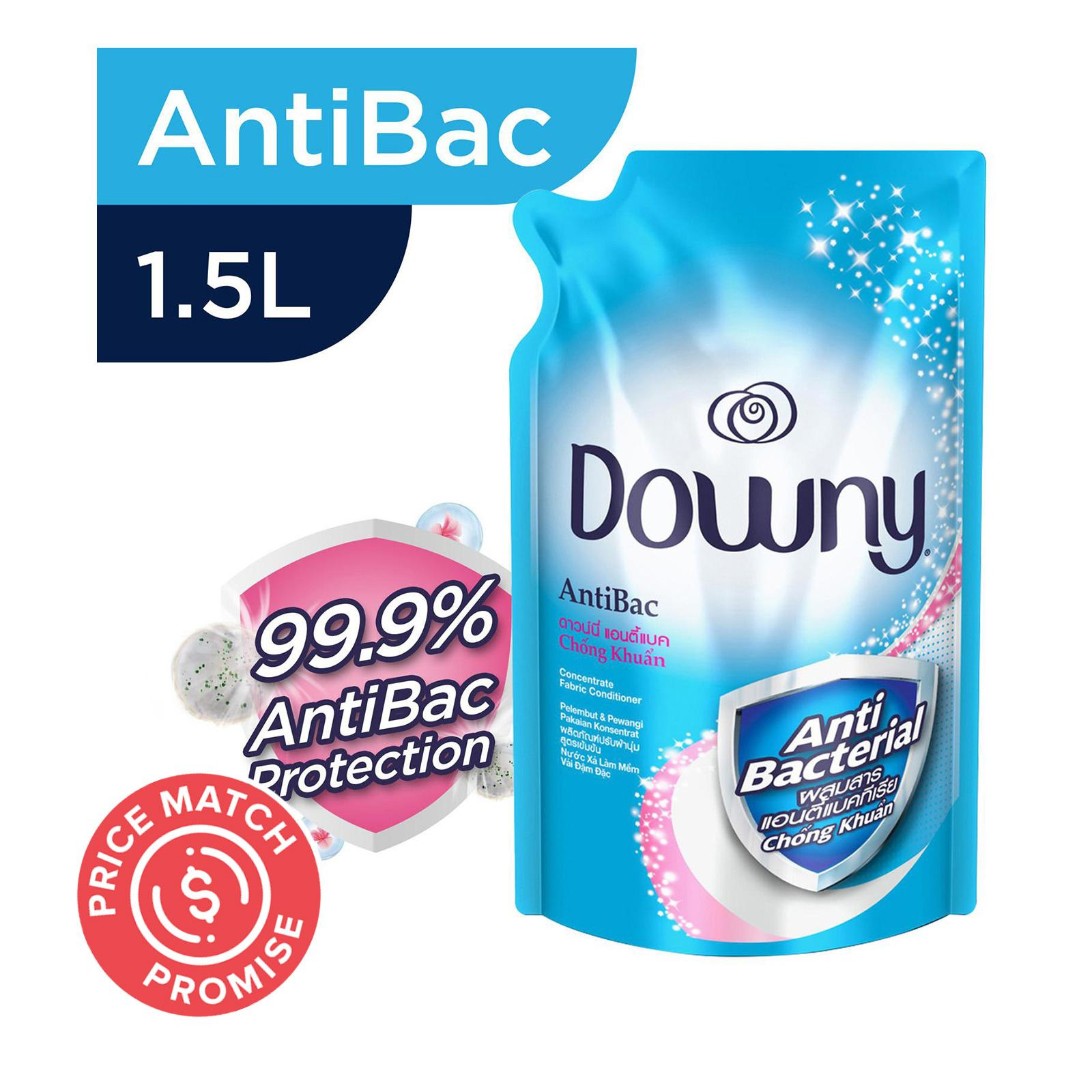 Downy Anti-Bacterial Concentrate Fabric Softener Refill