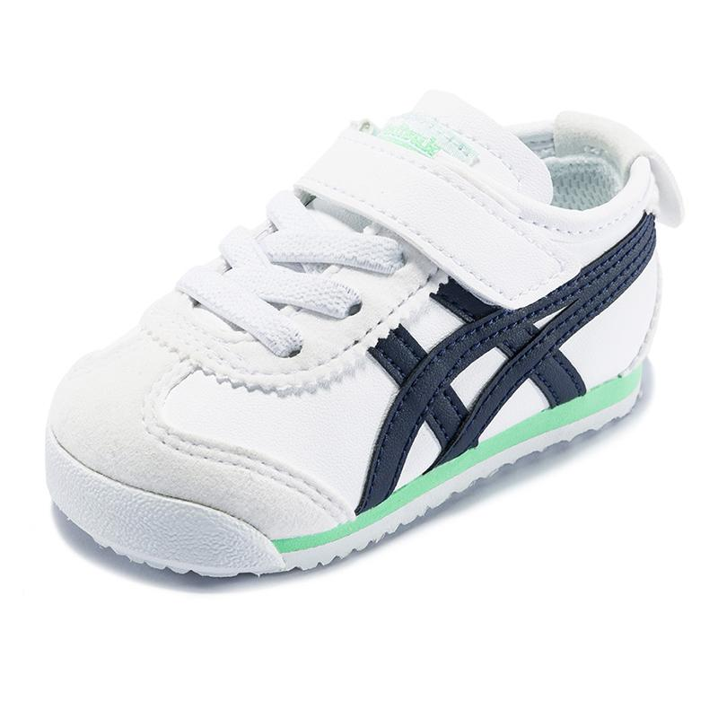 new arrivals 285ed f720a Onitsuka Tiger Children's Shoes Infants Mexico 66 Velcro 1184A034-100