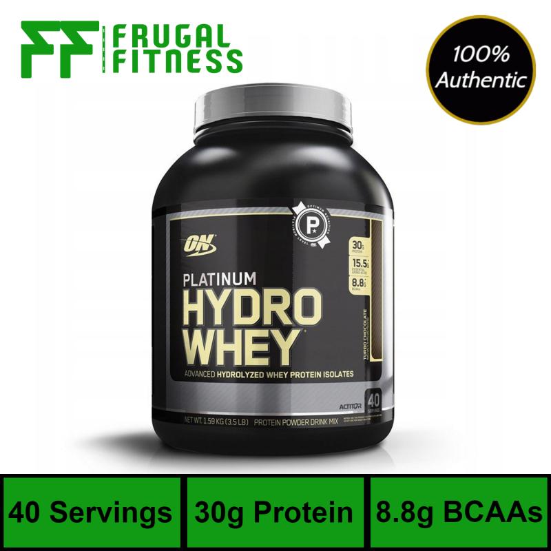 Buy Optimum Nutrition Platinum Hydrowhey 3.5lbs [Various Flavors] Singapore