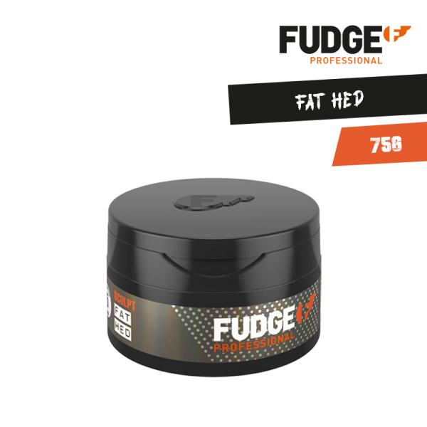 Buy Fudge Fat Hed - 75g (Medium Hold Lightweight Styling Cream) Singapore