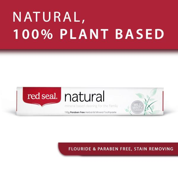 Buy [ Bundle of 2 ] Red Seal Natural Toothpaste - by Optimo Foods Singapore