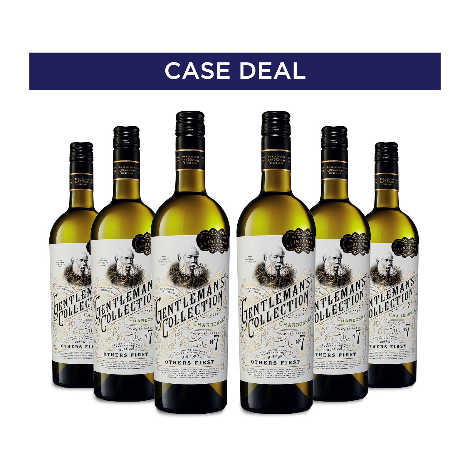 Lindeman's Gentleman's Collection Chardonnay Wine