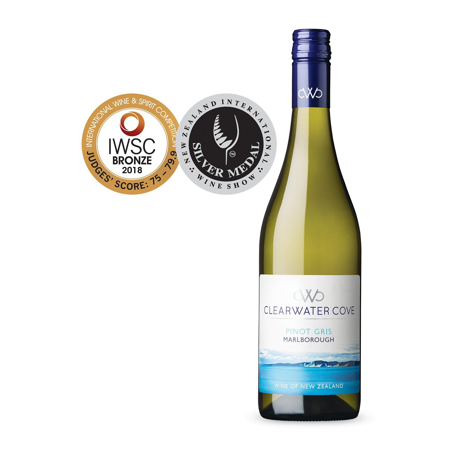 Clearwater Cove Pinot Gris By Peter Yealands - By Wines4you