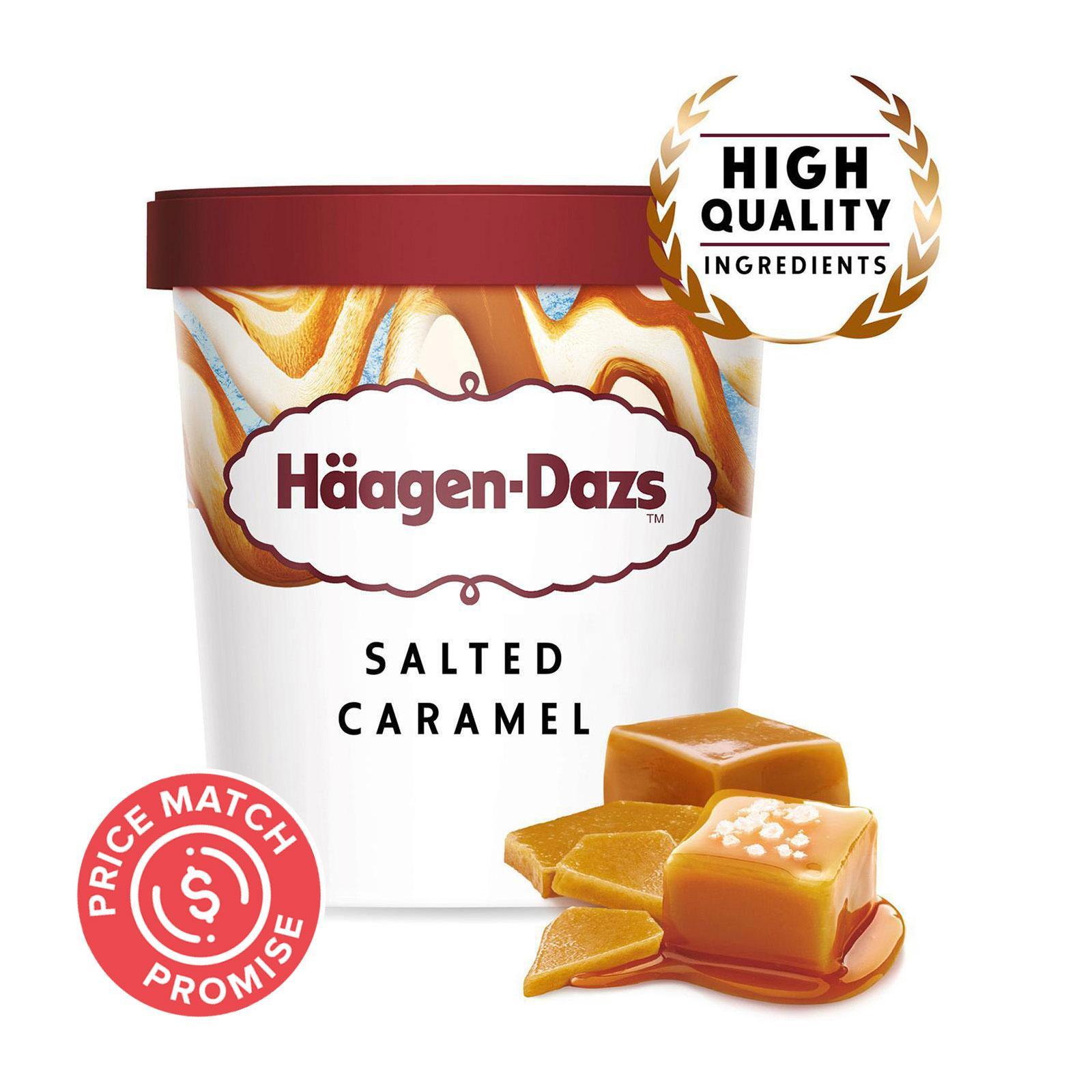 HAAGEN DAZS Salted Caramel Pint 473ml