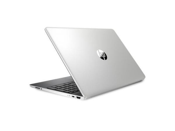 New Model  10th gen HP 15-DY1071WM Notebook 15.6 inch  Choose i7-1065G7or i5-1035G1 or i3-1005G1  8GB RAM 256GB/500gb WD m.2 SSD Win 10 Home Natural Silver In-build Webcam HP PACKAGING 1 year warranty ,upgraded ,Renewed,not used