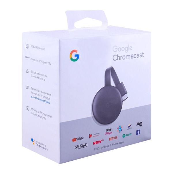 Google Chromecast 3 - 3rd Generation Singapore