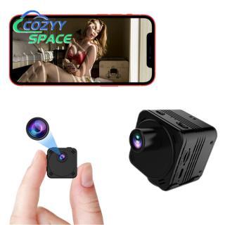CozyySpace Camera Giám Sát Camera An Ninh Kết Nối WiFi Bằng Nhựa Góc Giám Sát 160 Độ Chất Lượng 4K Cho Gia Đình thumbnail