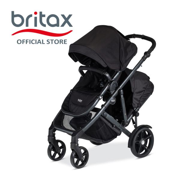 Britax B-Ready Double Stroller | Pram Singapore