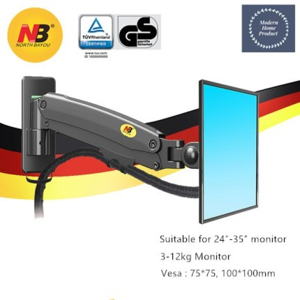 [SG Seller]  Monitor Wall Mount Arm - NB F425 (24 to 35 Inch Monitor)
