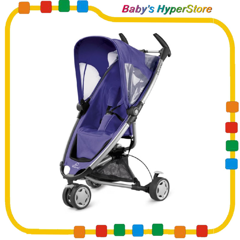 Quinny Zapp Stroller (6mth-15kg) Singapore