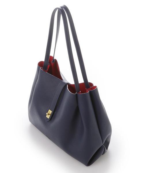 COLORS by Jennifer Sky Vertical Belt Tote bag