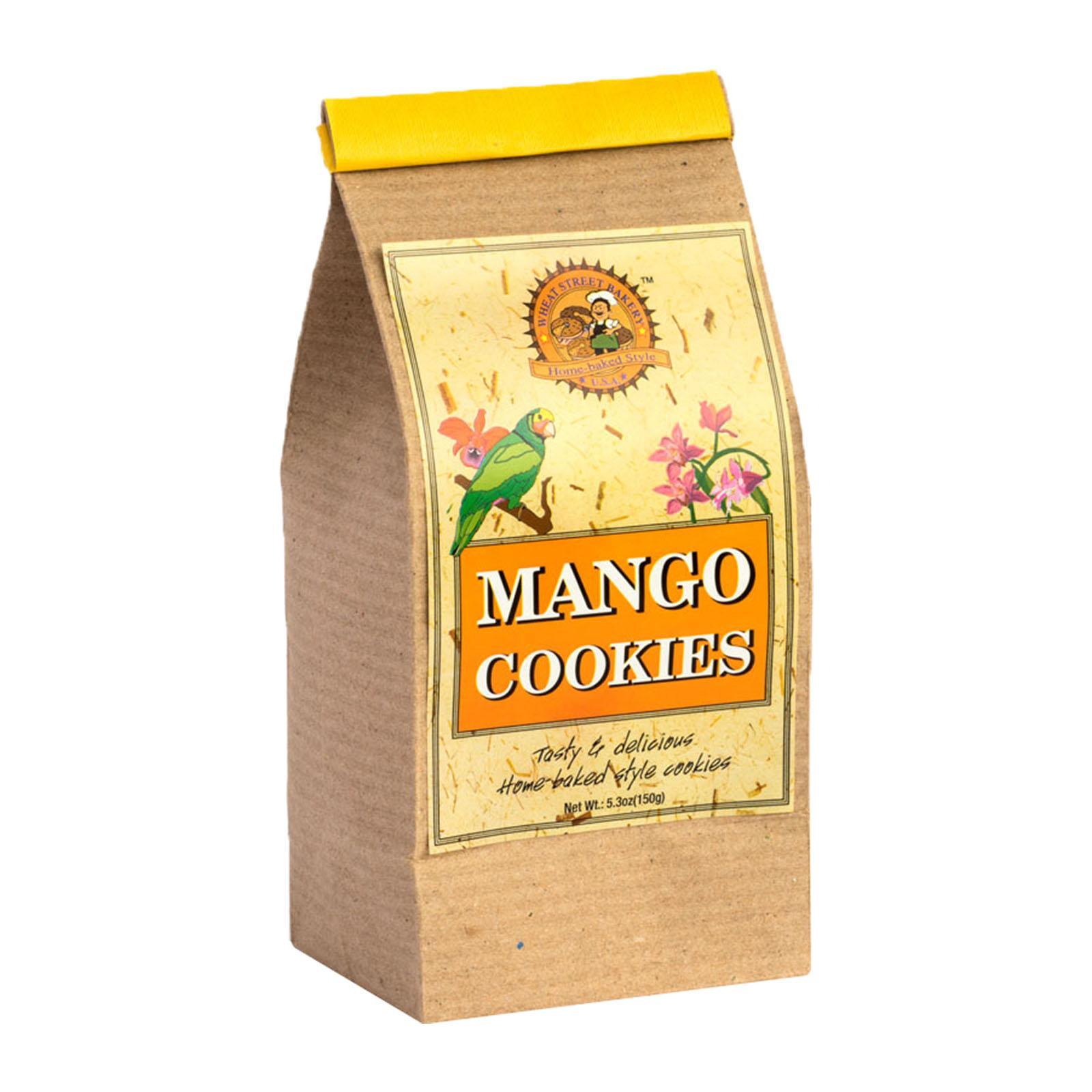 RainTree Baked Cookies - Mango Filled (10-Pack)
