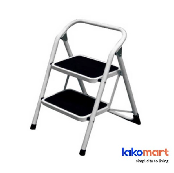 OREX Foldable 2/3/4 Steps Stool Step Ladder - Must have for all Household