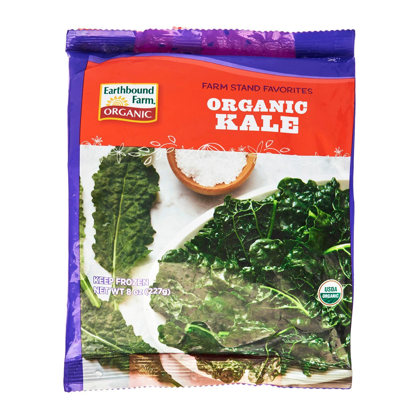 Earth Bound Farms Organic Kale - Frozen