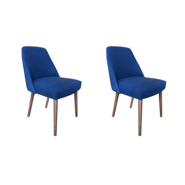 Chale Dining Chair, Set of 2 (Blue)