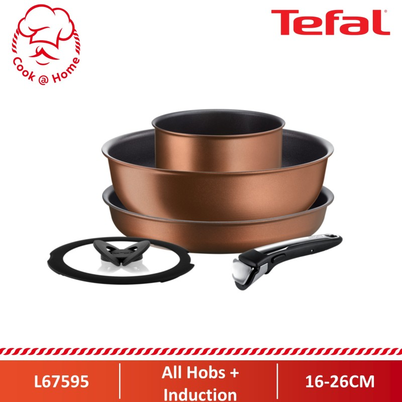 Tefal Ingenio Resource 5pc Set (IH) L67595 Singapore