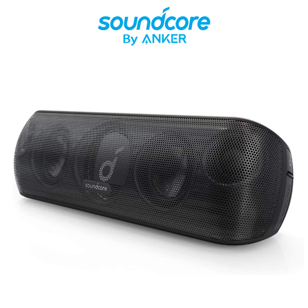 Anker Soundcore Motion+ Bluetooth Speaker with Hi-Res 30W Audio Wireless HiFi Portable Speaker Singapore