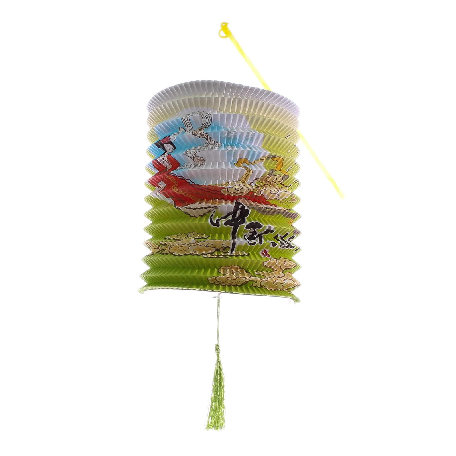 [LOCAL SELLER] 6PC Changer Paper Lantern Set - Mid Autumn, Lantern Festival Decoration