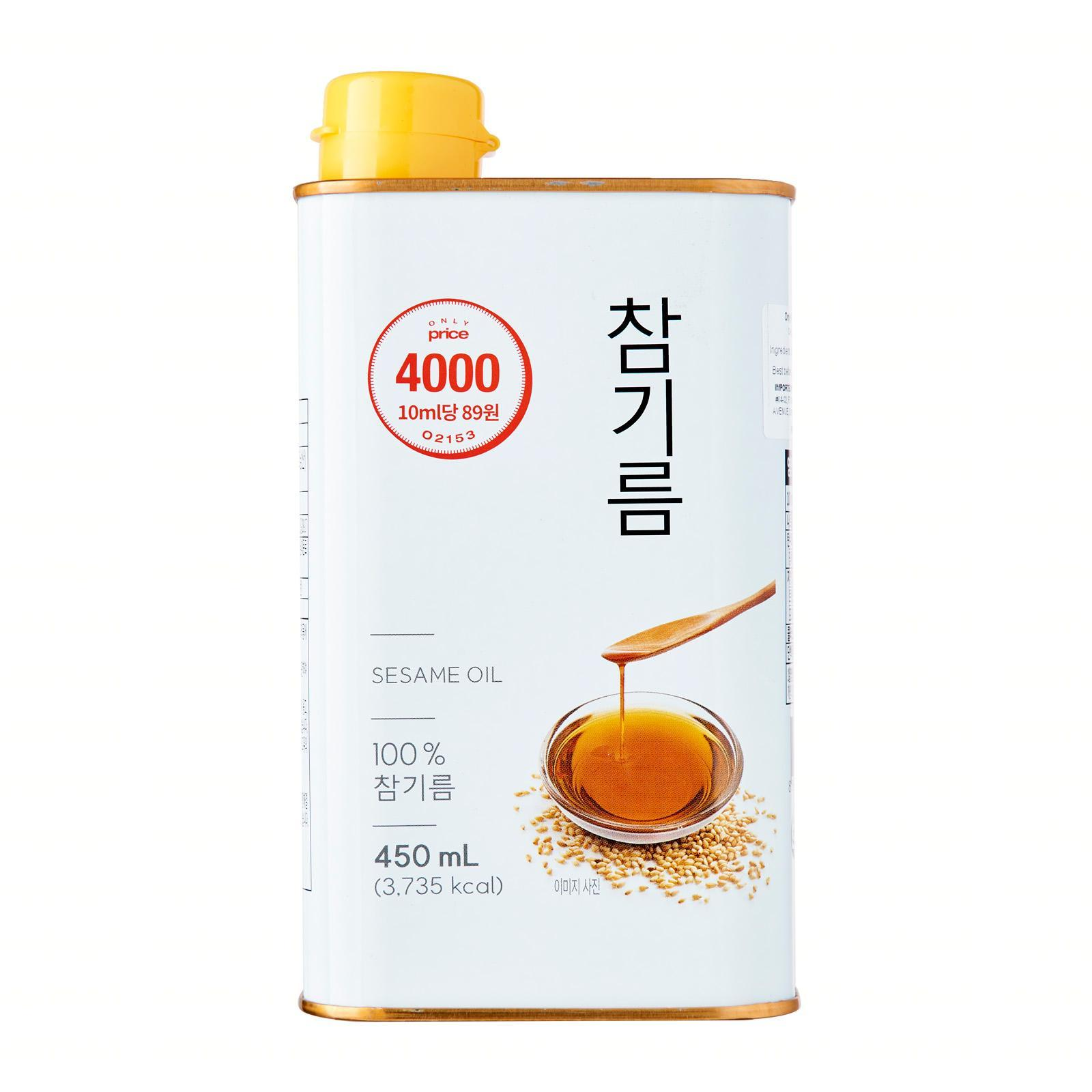 Lottemart Only Price Sesame Oil By Redmart.