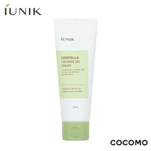 Buy (iUNIK) Centella Calming Gel Cream 60ml - COCOMO Singapore